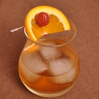 Canadian Whisky Old Fashioned