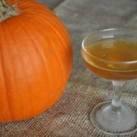 Pumpkin Pie Cocktail 1
