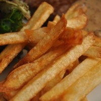 Robuchon fries