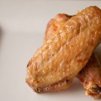 Chicken wing confit