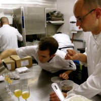 Plating consomme