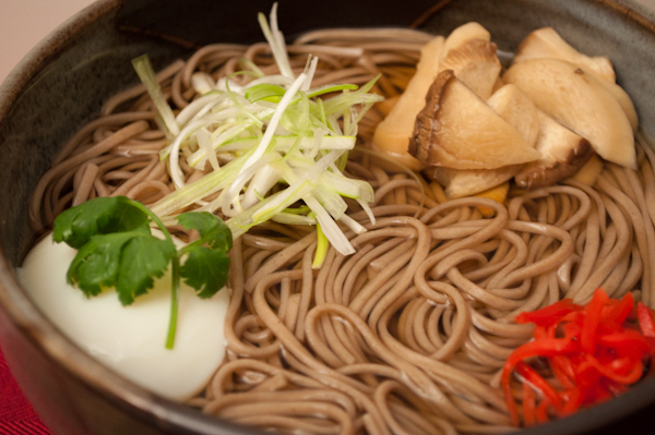 Toshikoshi soba: Noodles for New Year's | Kayahara.ca