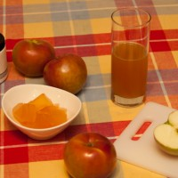 Apples and Malic Acid